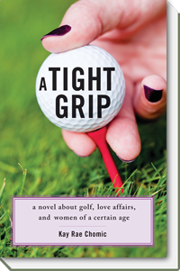 3-D Shot of the book A Tight Grip
